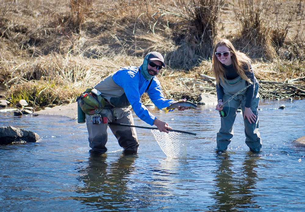 Winter fly fishing in park city utah fly fishing for River fly fishing