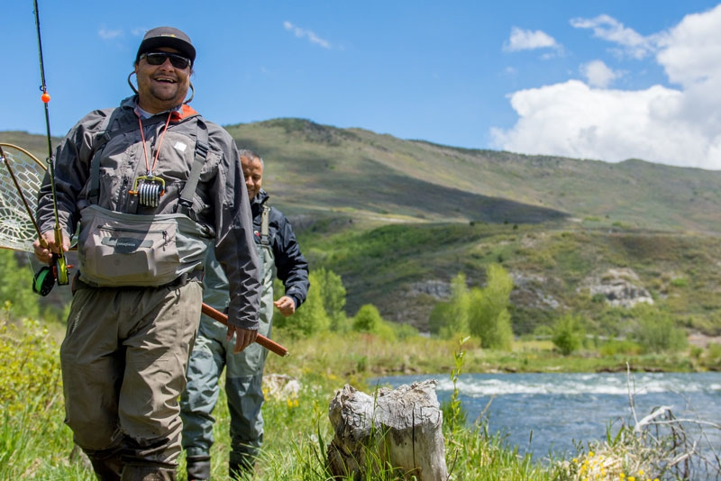 All seasons adventures outdoor activities in park city utah for Park city fly fishing