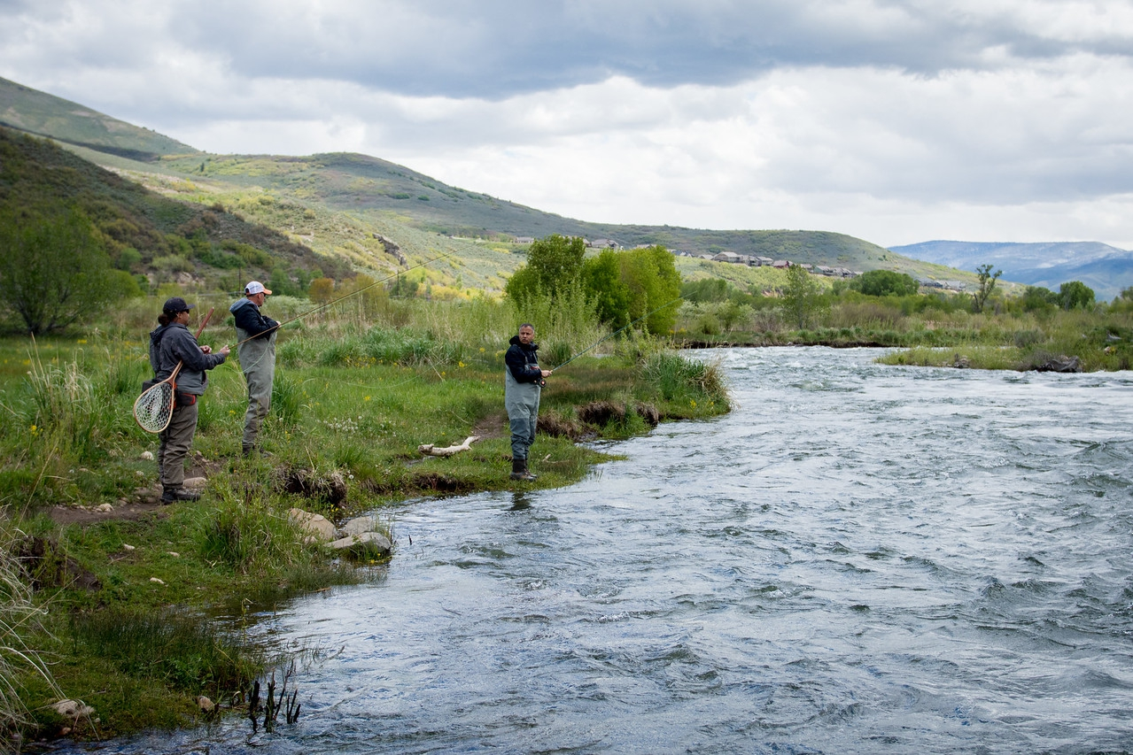 Park city fly fishing fly fishing in park city utah for Utah fishing license cost 2017
