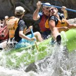 All Seasons Adventures rafting
