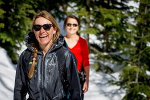 Park City snowshoe guide
